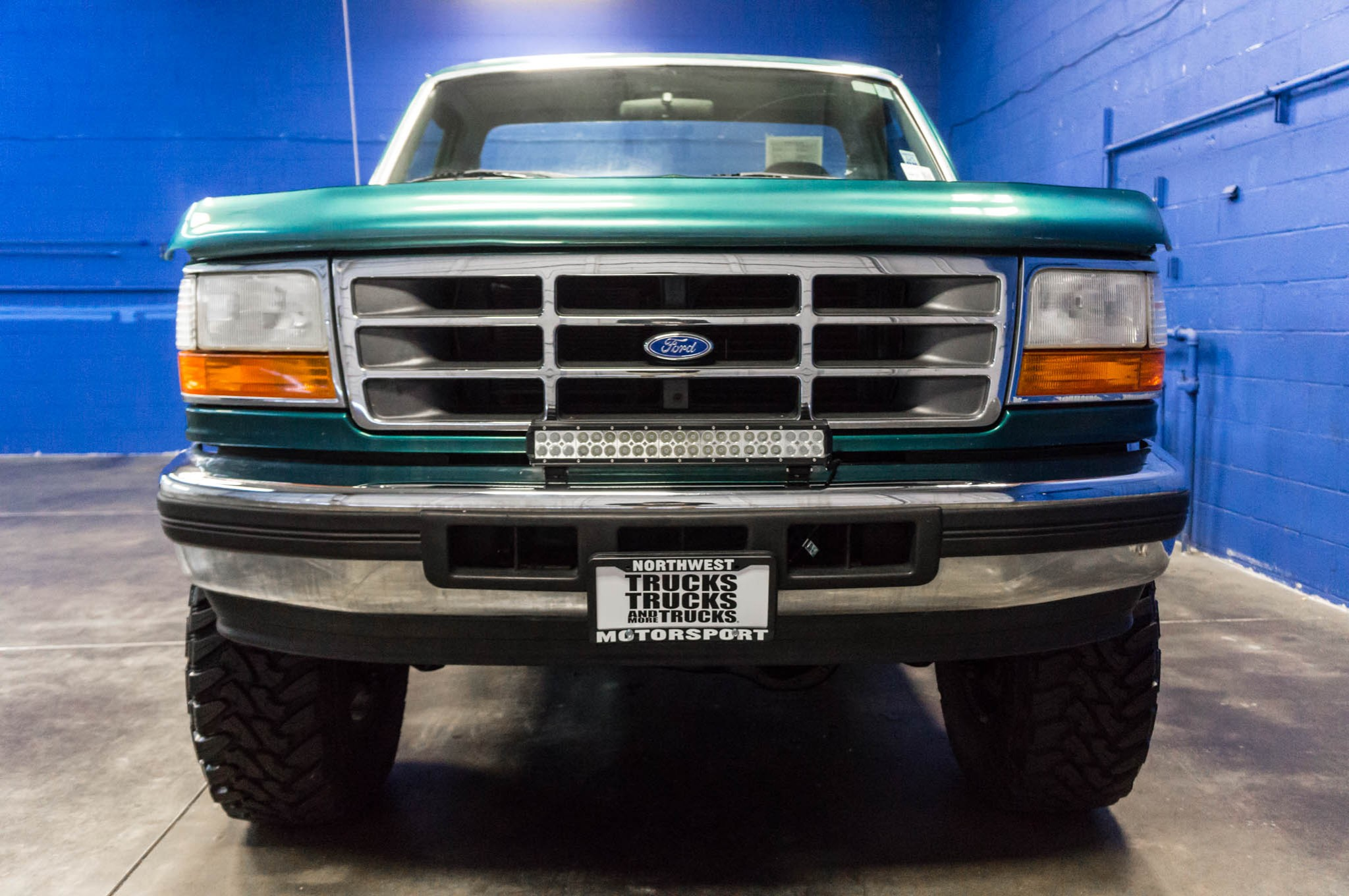 Diesel Trucks For Sale Near Me >> Used Lifted 1996 Ford F-150 XLT 4x4 Truck For Sale - 34815