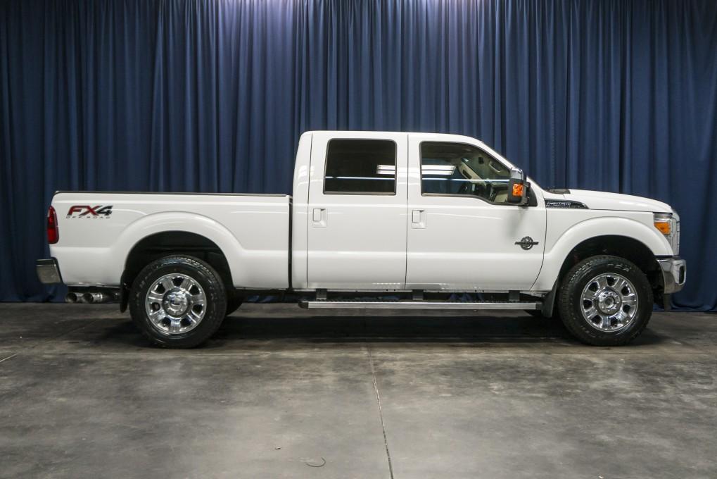 used 2013 ford f 250 lariat 4x4 diesel truck for sale northwest motorsport. Black Bedroom Furniture Sets. Home Design Ideas