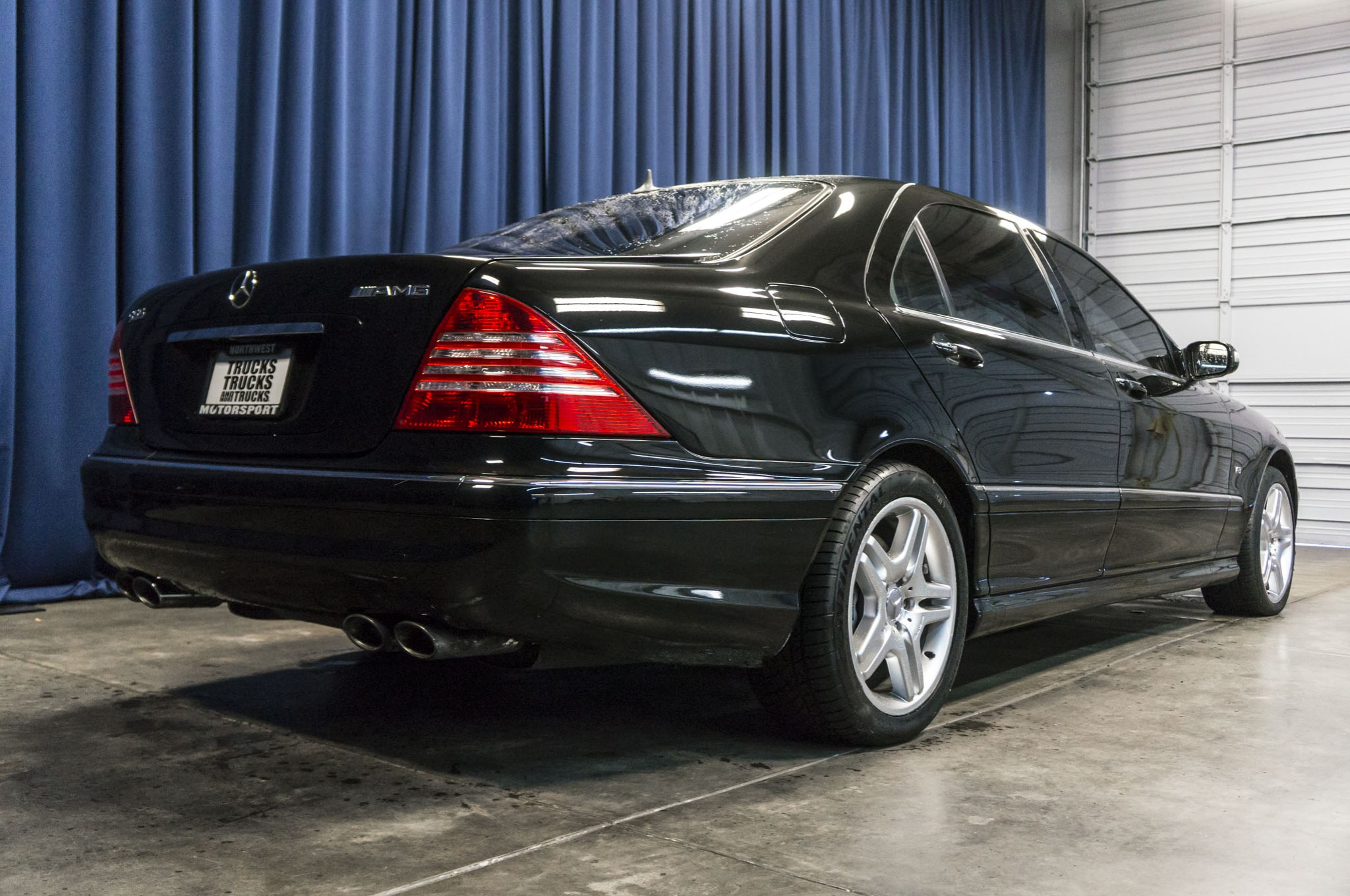 Used 2003 mercedes benz s55 amg rwd sedan for sale northwest used 2003 mercedes benz s55 amg rwd sedan for sale northwest motorsport sciox Image collections