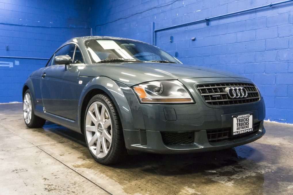 used 2004 audi tt quattro awd coupe for sale 35121a. Black Bedroom Furniture Sets. Home Design Ideas