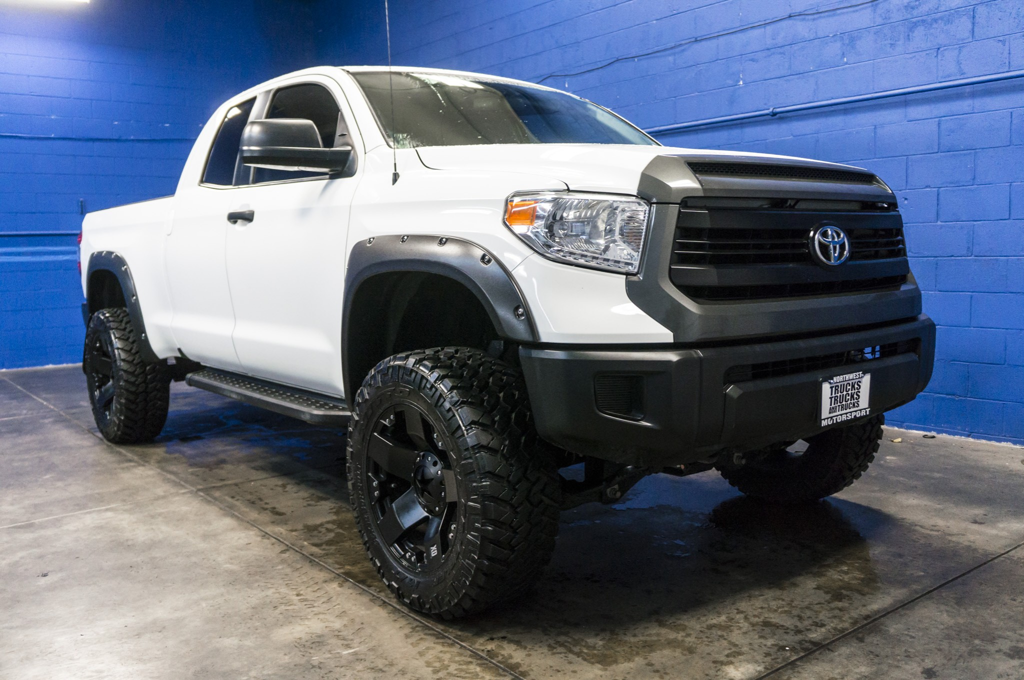 Used Lifted 2014 Toyota Tundra 4x4 Truck For Sale B