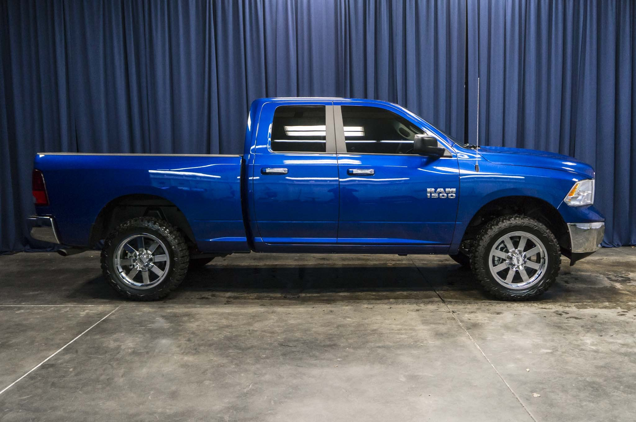 Used Lifted 2016 Dodge Ram 1500 SLT 4x4 Truck For Sale A
