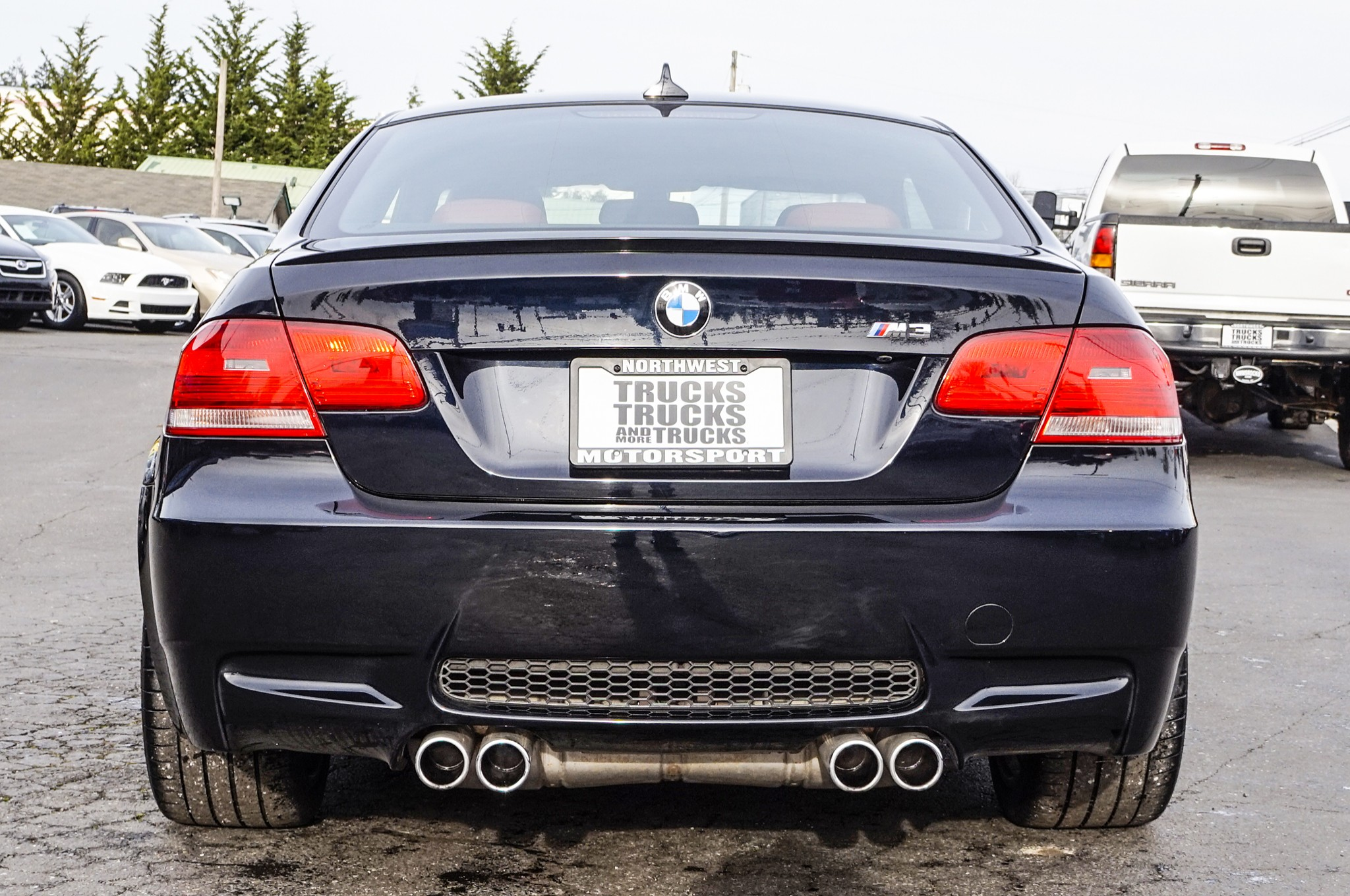 used 2008 bmw m3 rwd coupe for sale 35280a wro. Black Bedroom Furniture Sets. Home Design Ideas