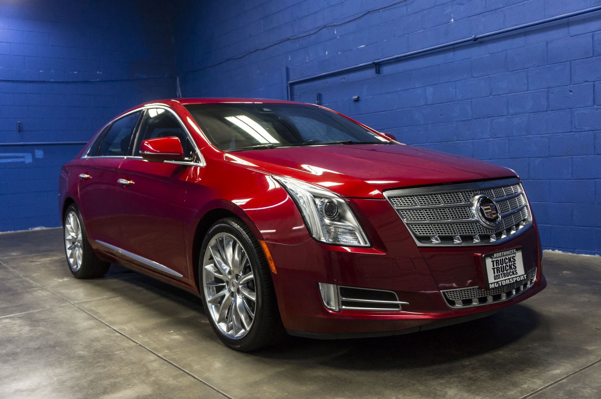 drive package for buy livery front xts cadillac sale wheel professional