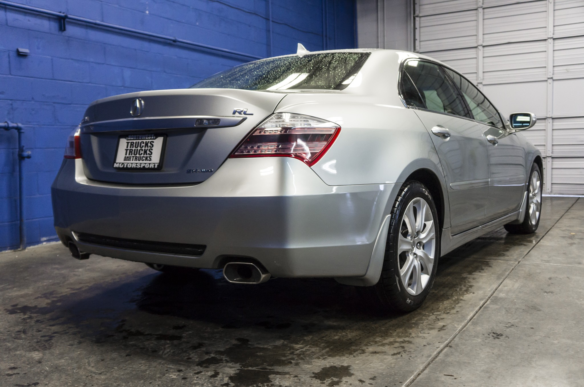 Used 2010 Acura RL AWD Sedan For Sale