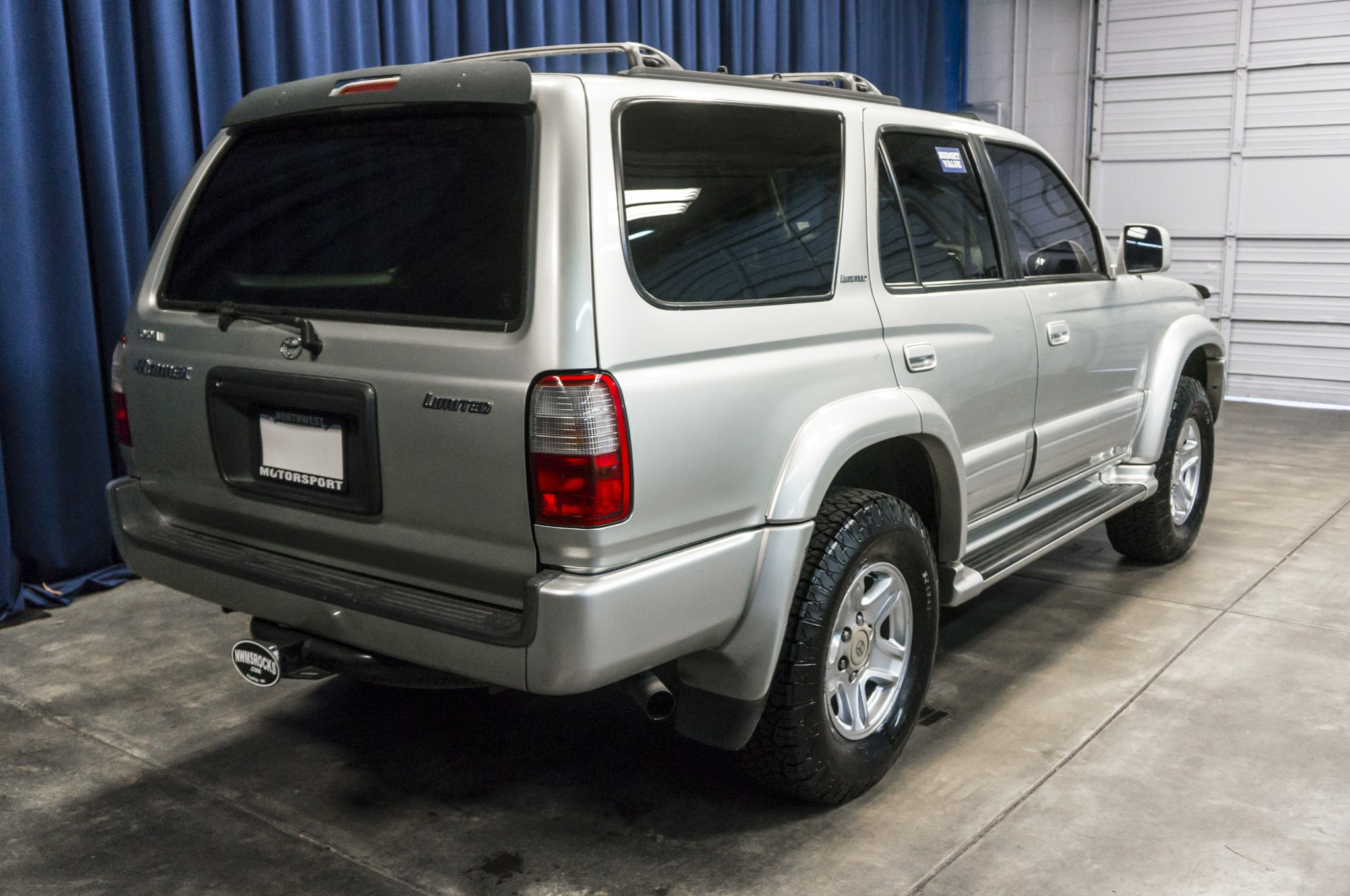 used 1999 toyota 4runner limited 4x4 suv for sale 35602a. Black Bedroom Furniture Sets. Home Design Ideas