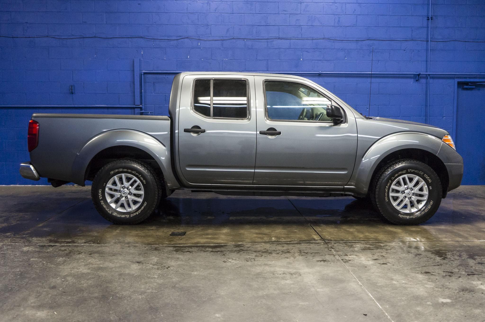 Used 2016 Nissan Frontier SV 4x4 Truck For Sale