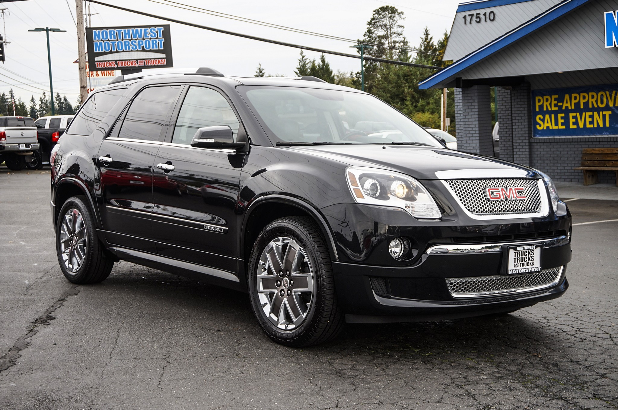 used 2012 gmc acadia denali awd suv for sale 35824. Black Bedroom Furniture Sets. Home Design Ideas