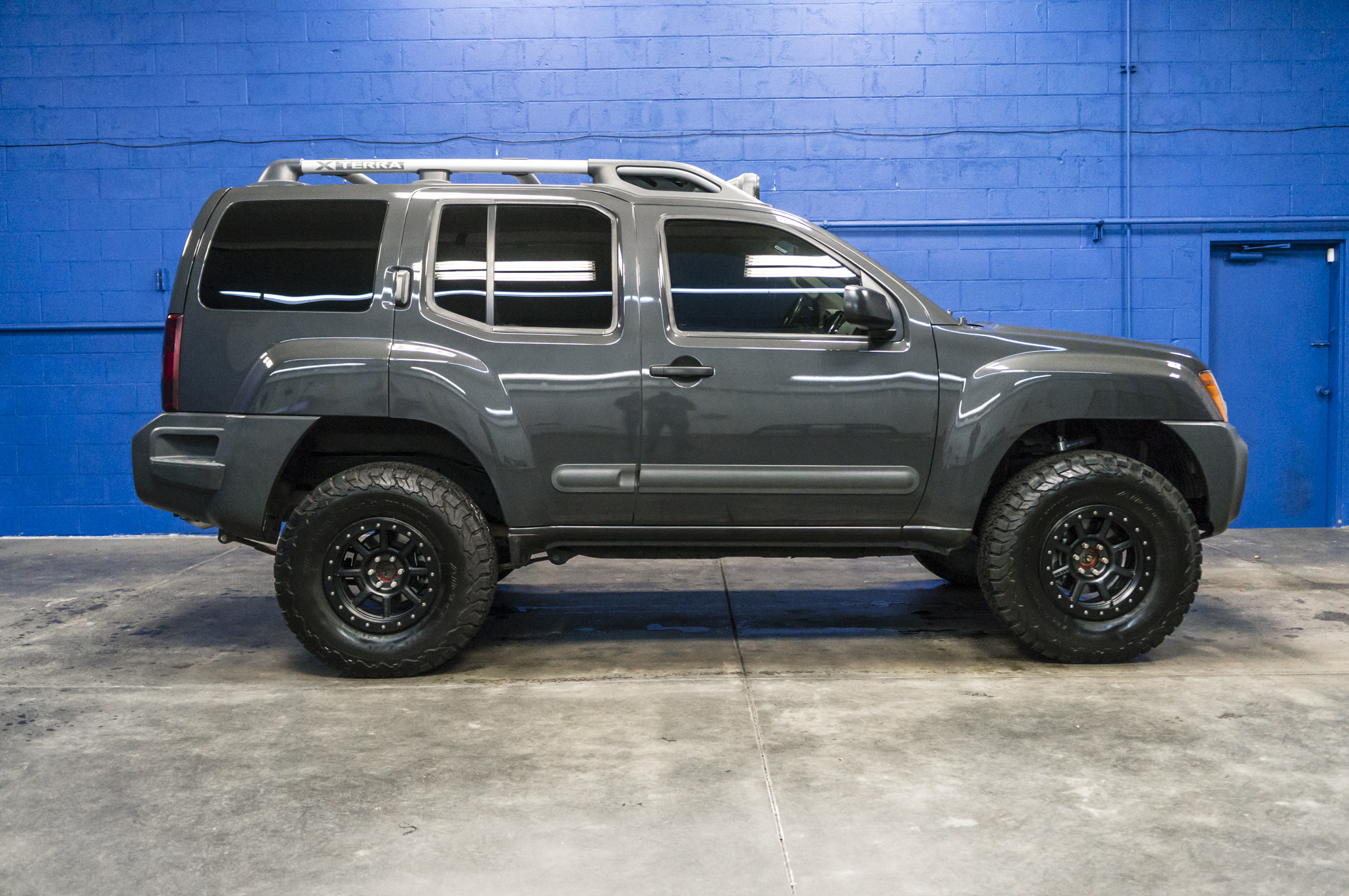 Lifted Nissan Xterra >> Used Lifted 2014 Nissan Xterra Pro 4x 4x4 Suv For Sale Northwest