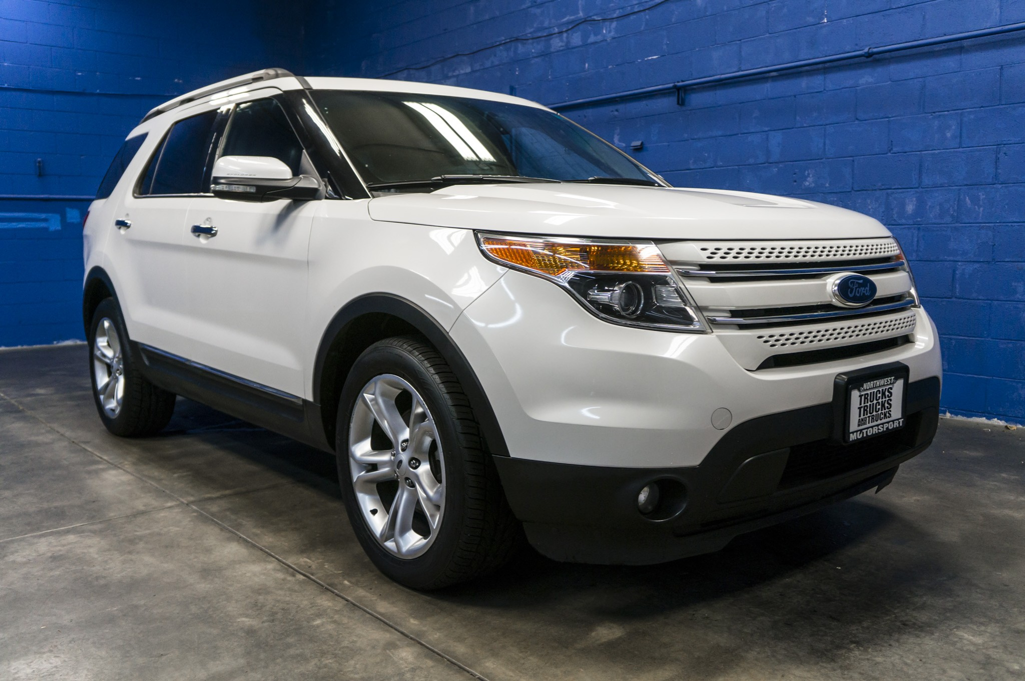 Used 2012 Ford Explorer Limited 4x4 SUV For Sale