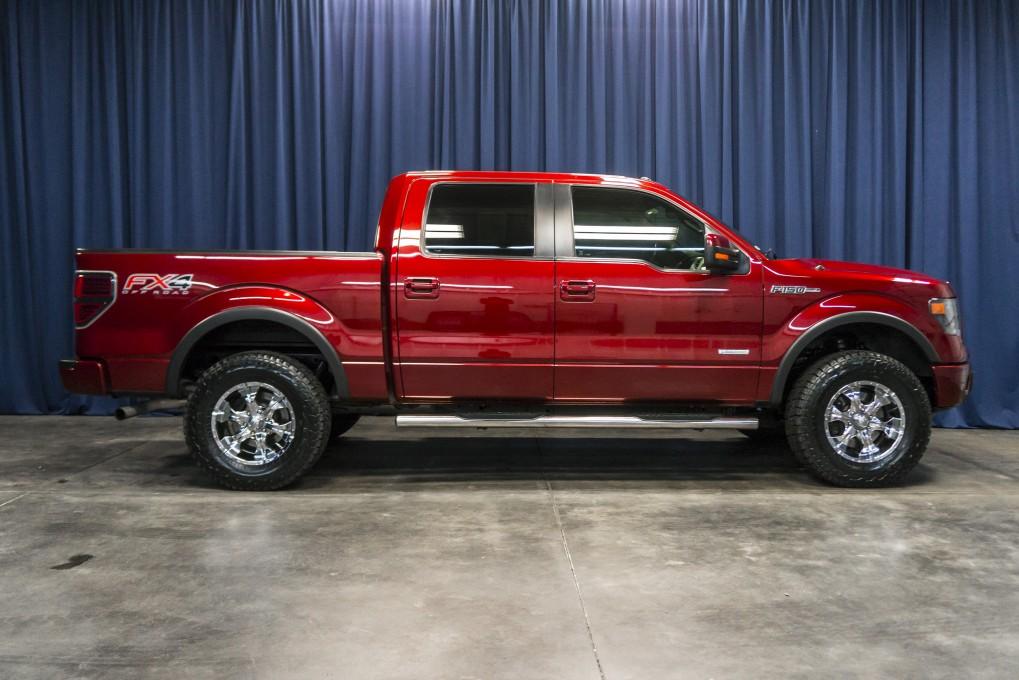 used 2013 ford f 150 fx4 4x4 truck for sale northwest motorsport. Black Bedroom Furniture Sets. Home Design Ideas