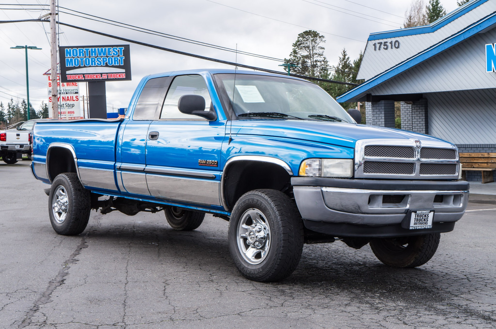 Used 2001 Dodge Ram 2500 Slt 4x4 Diesel Truck For Sale