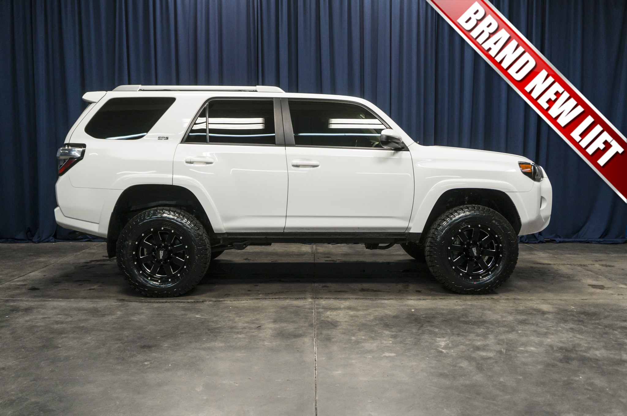 Used Lifted 2015 Toyota 4runner Sr5 4x4 Suv For Sale 36255