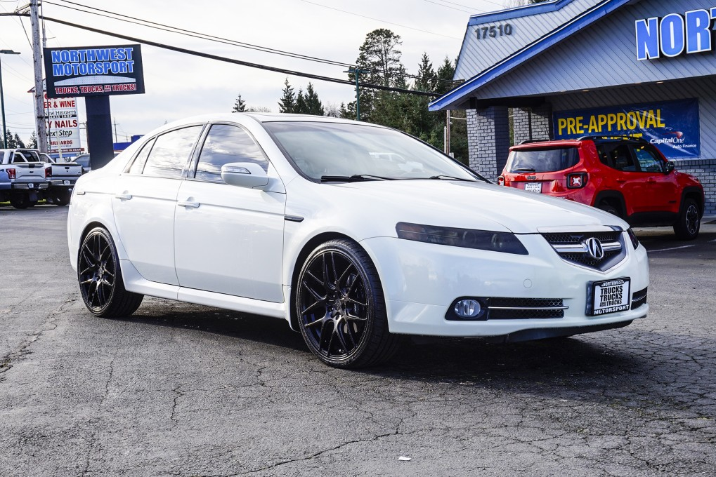 2008 Acura Tl For Sale >> Used 2008 Acura TL Type S FWD Sedan For Sale - 36420A
