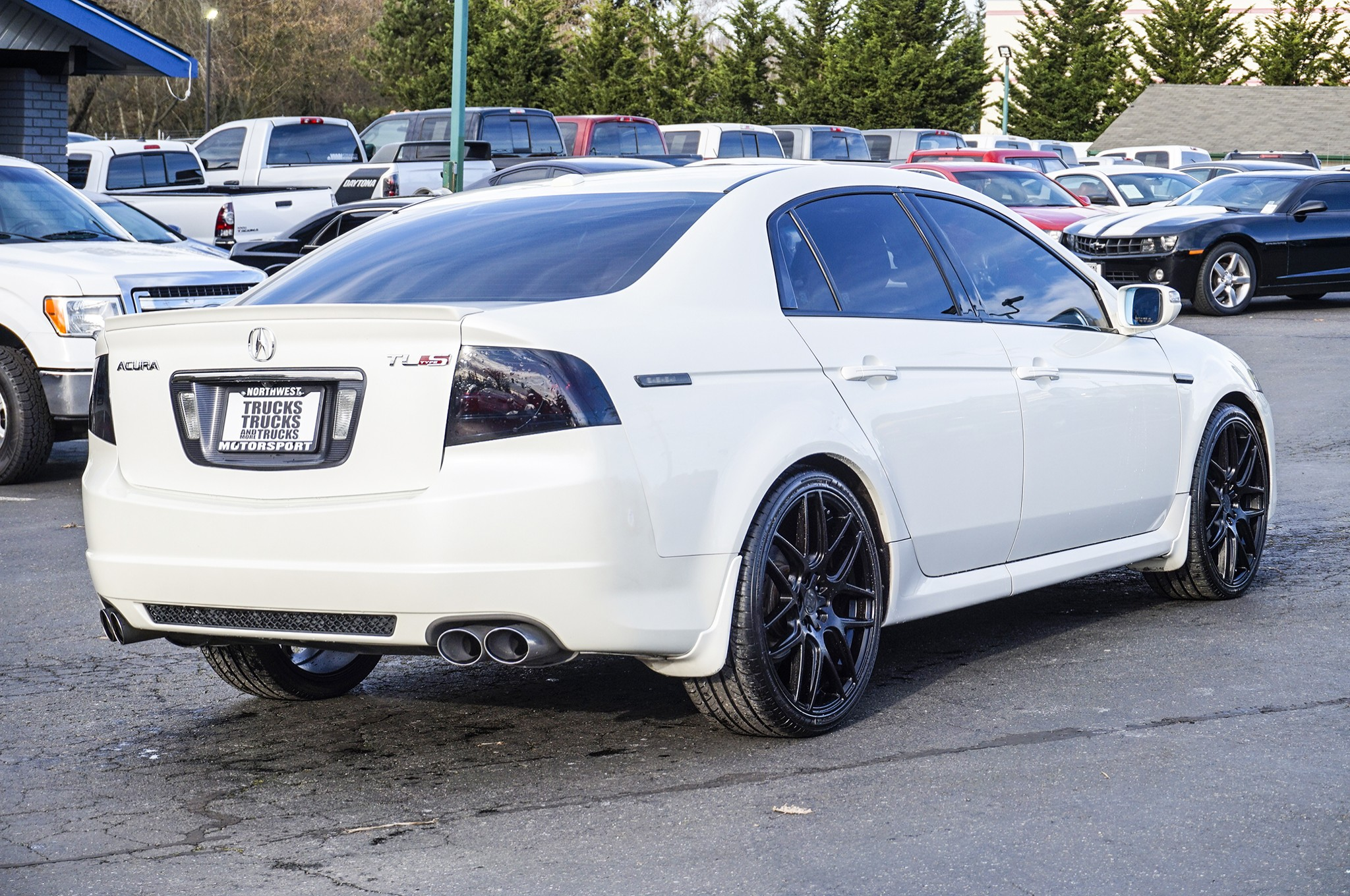 2008 acura tl type s fwd northwest motorsport