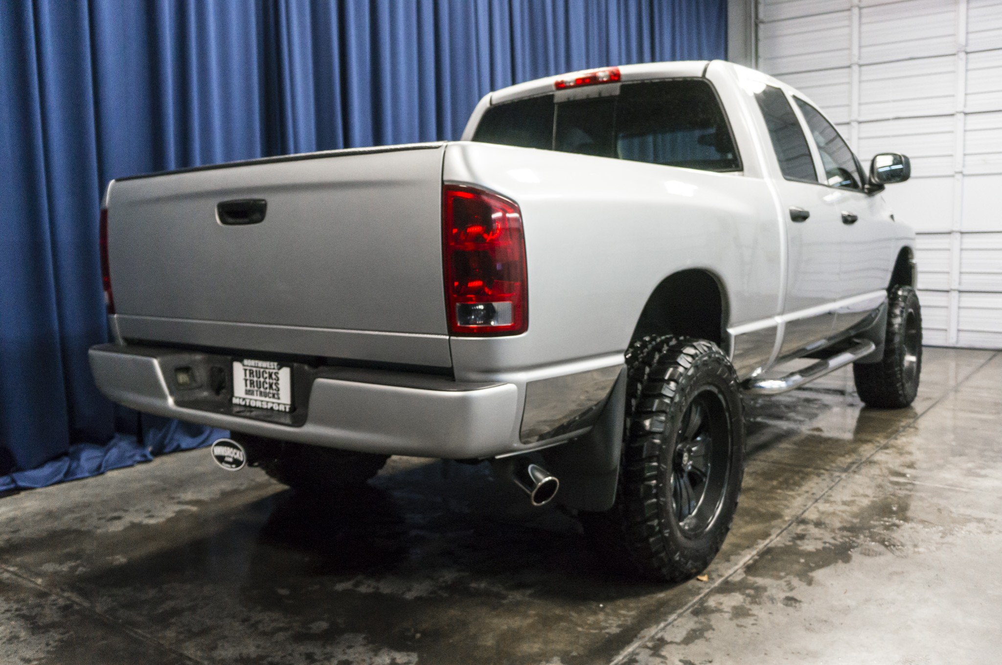 Used Lifted 2002 Dodge Ram 1500 4x4 Truck For Sale