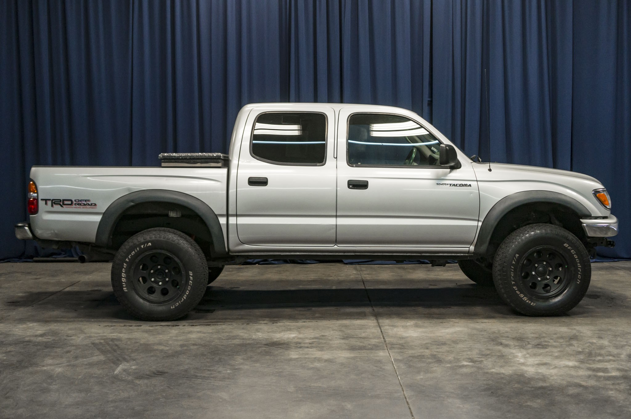 Used Lifted 2002 Toyota Tacoma TRD SR5 4x4 Truck For Sale ...