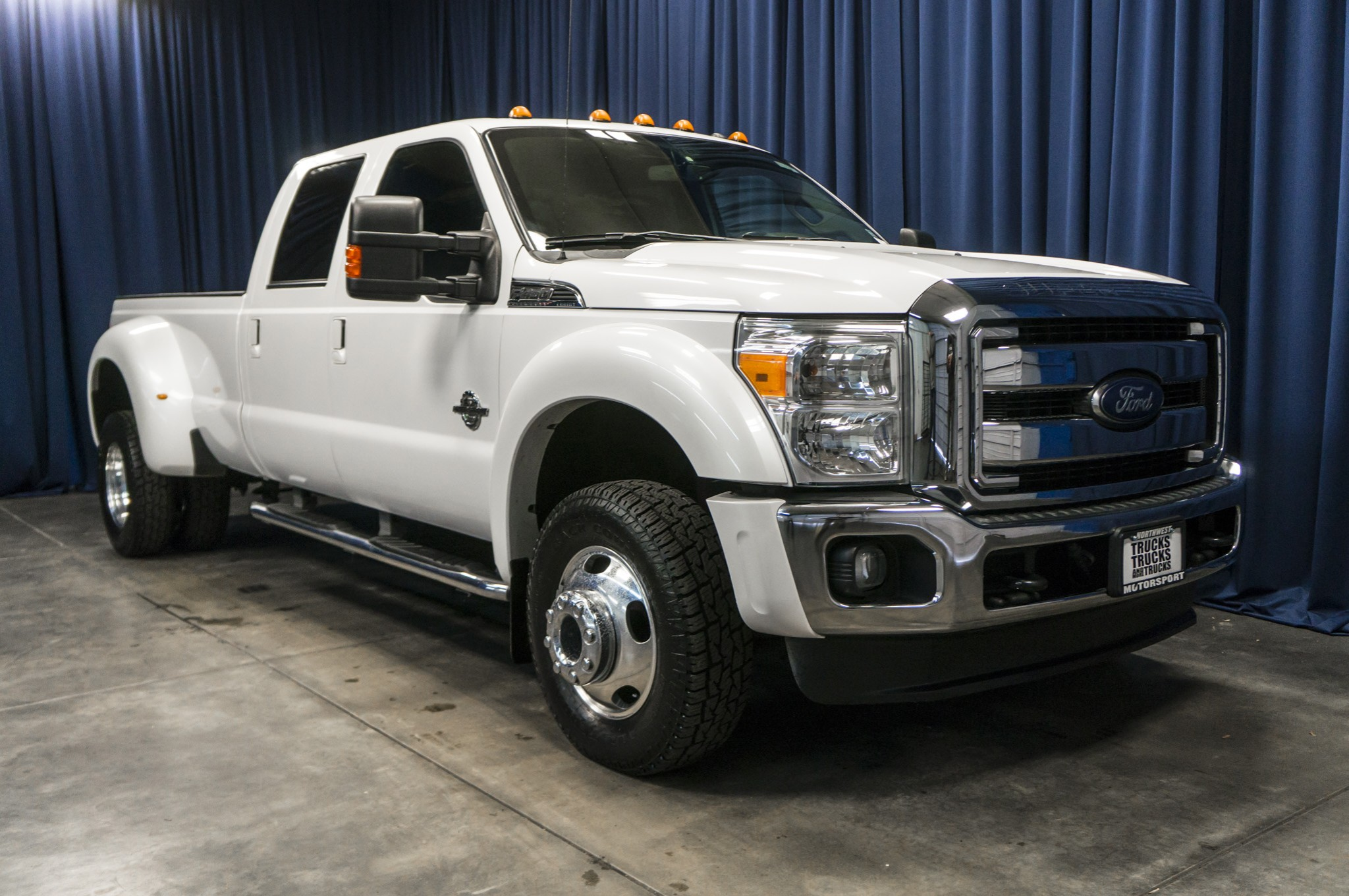 used 2012 ford f 450 lariat dually 4x4 diesel truck for sale 36548. Black Bedroom Furniture Sets. Home Design Ideas