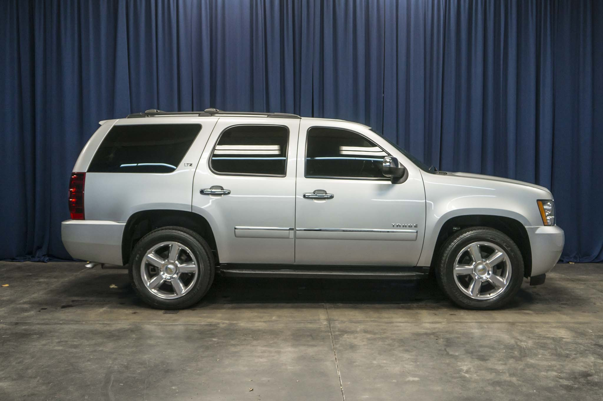 Used 2012 Chevrolet Tahoe LTZ 4x4 SUV For Sale