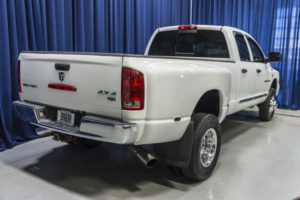 2006 Dodge Ram 3500 Laramie Dually 4x4