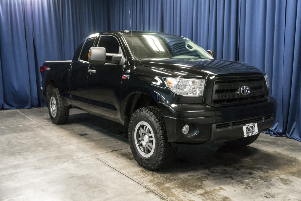 2012 toyota tundra trd rock warrior 4x4 northwest motorsport. Black Bedroom Furniture Sets. Home Design Ideas