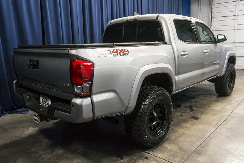 2017 toyota tacoma manual transmission for sale