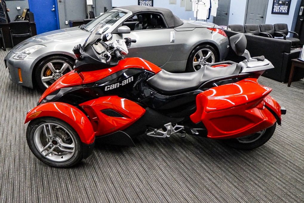 2008 Can-Am Spyder GS 5S R