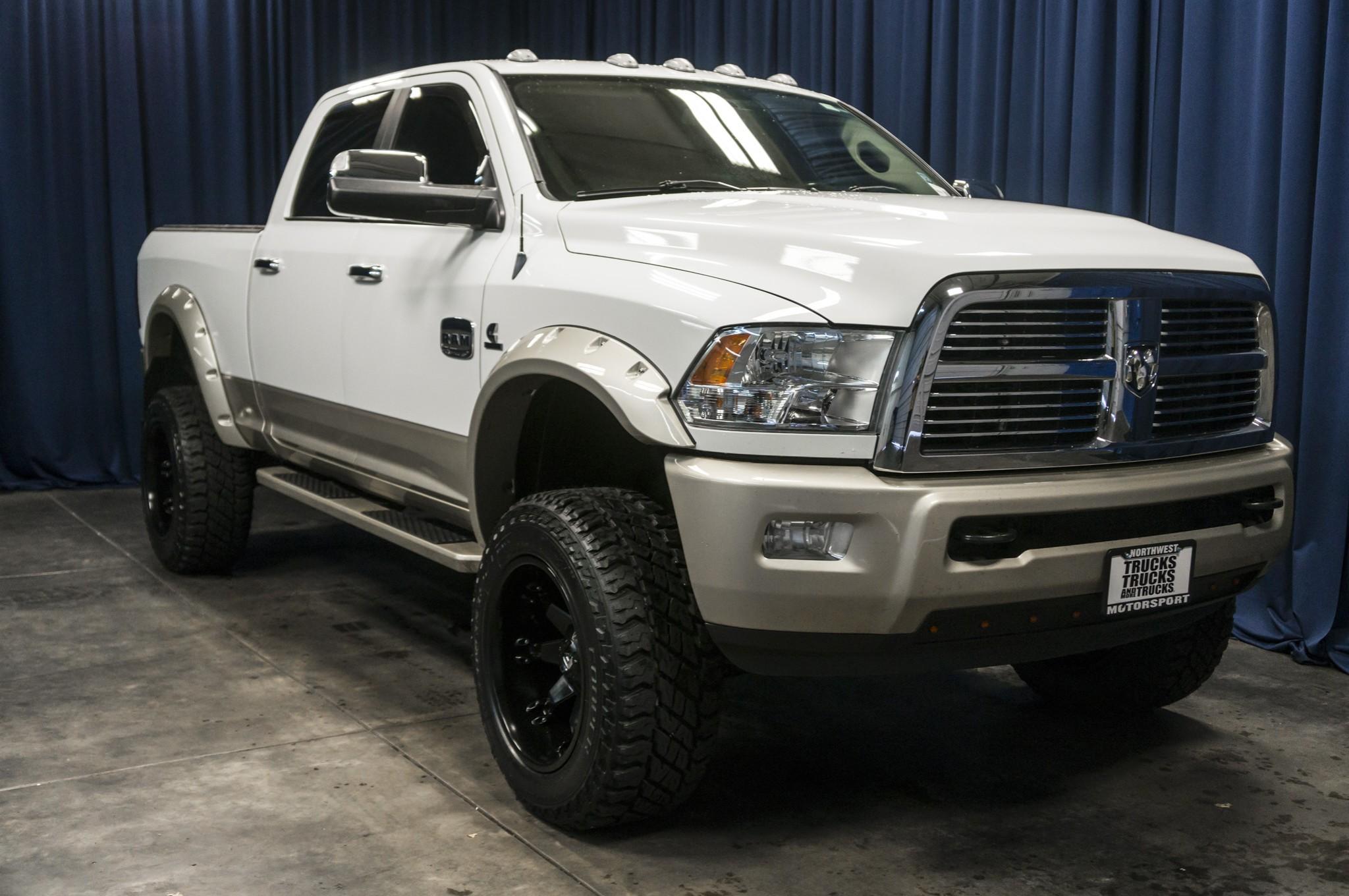 used lifted 2012 dodge ram 3500 longhorn 4x4 diesel truck for sale 36933. Black Bedroom Furniture Sets. Home Design Ideas