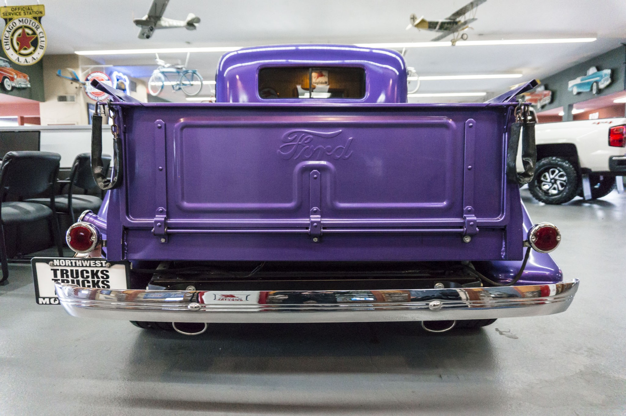 Used 1935 Ford Pickup Truck For Sale - 37048M