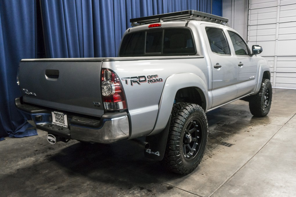 lifted 2015 toyota tacoma trd 4x4 northwest motorsport. Black Bedroom Furniture Sets. Home Design Ideas