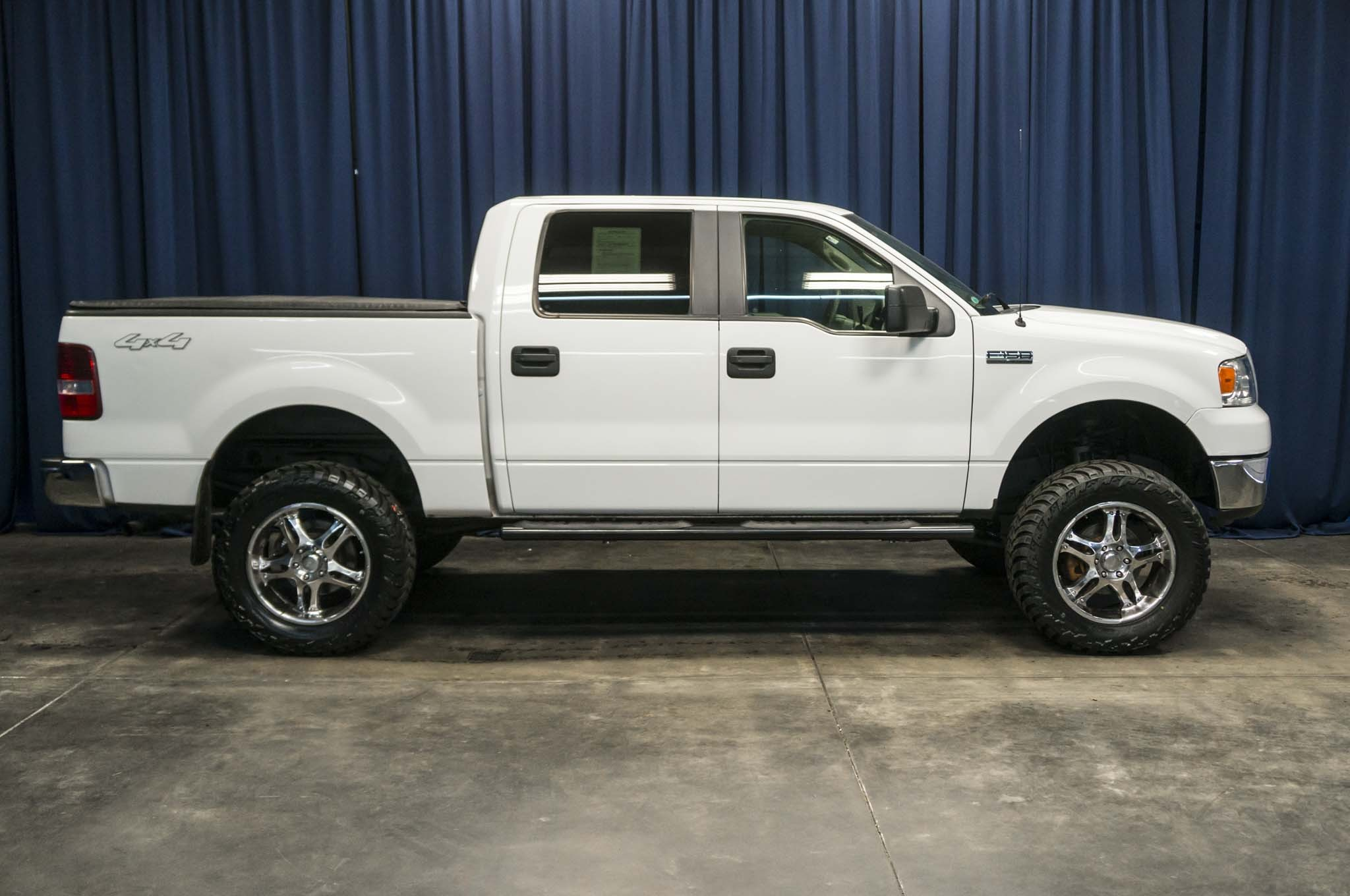 used lifted 2007 ford f 150 xlt 4x4 truck for sale 37105. Black Bedroom Furniture Sets. Home Design Ideas