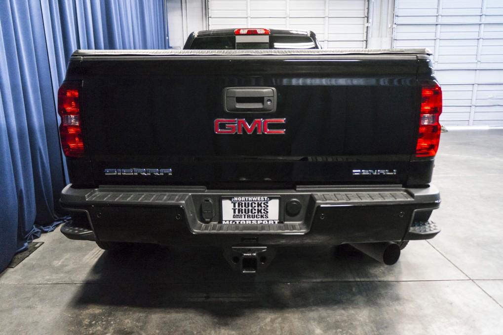 2015 GMC Sierra 3500HD Dually Denali 4x4