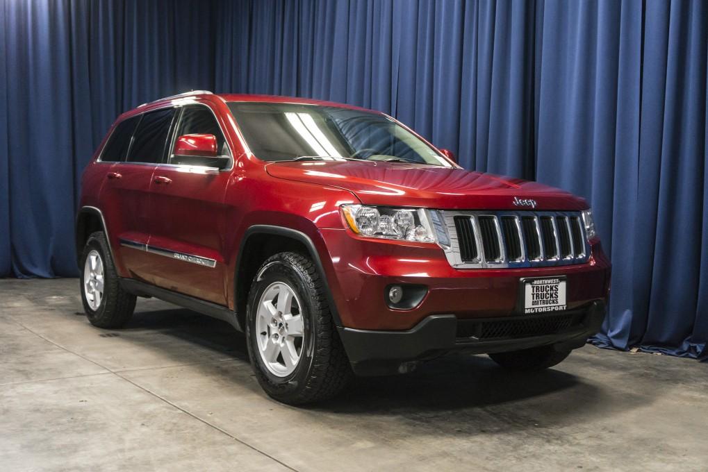 2012 Jeep Grand Cherokee Laredo RWD