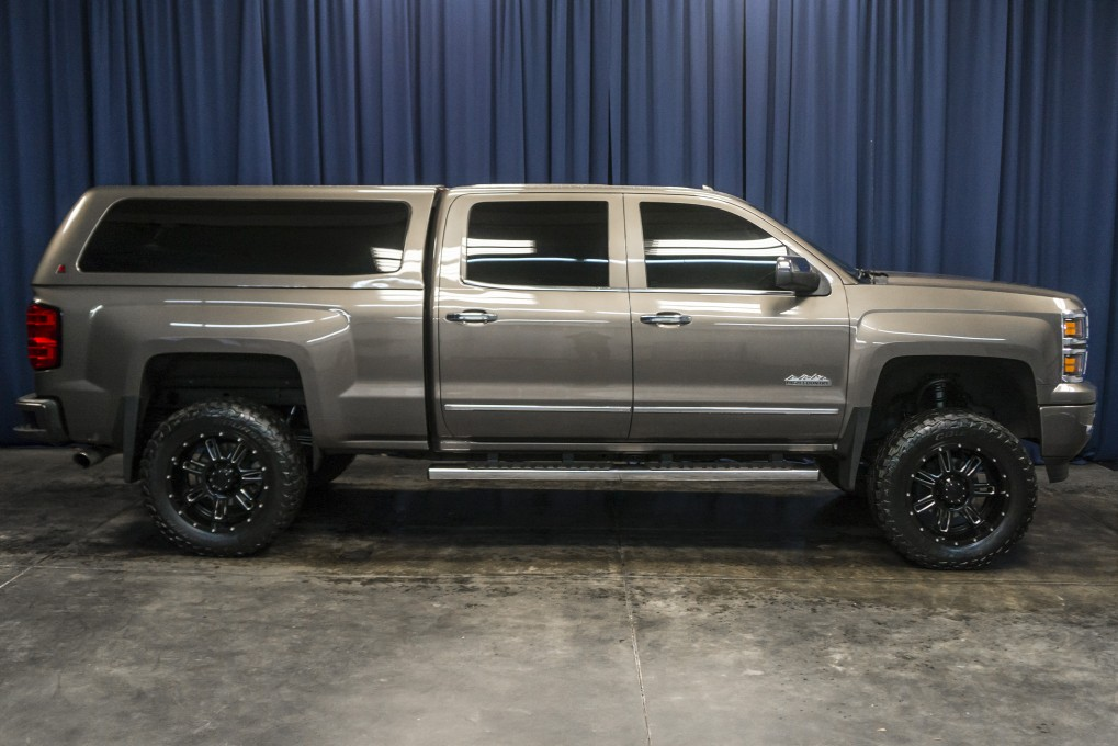 Used Lifted 2015 Chevrolet Silverado 1500 High Country 4x4 ...