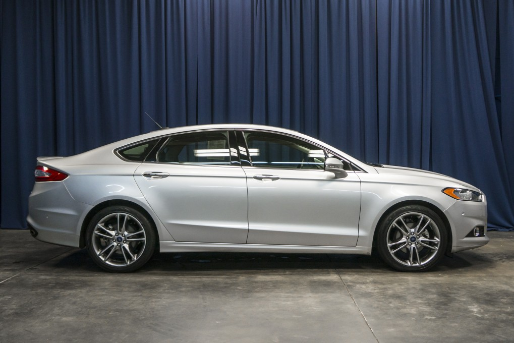 used 2013 ford fusion titanium fwd sedan for sale northwest motorsport. Black Bedroom Furniture Sets. Home Design Ideas