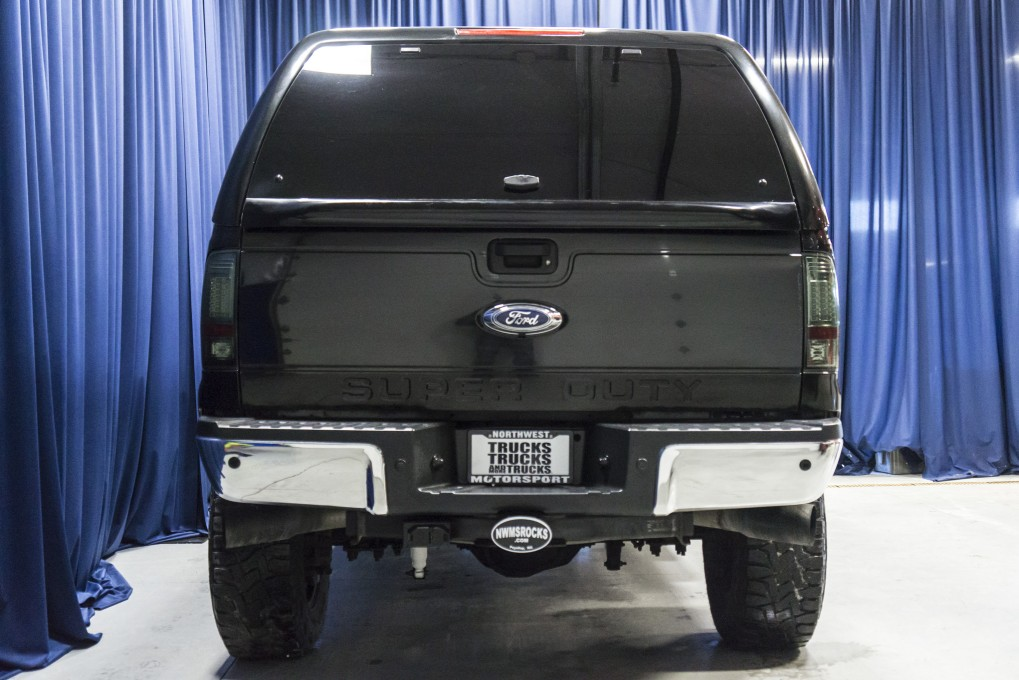 Lifted 2013 Ford F-350 Lariat 4x4
