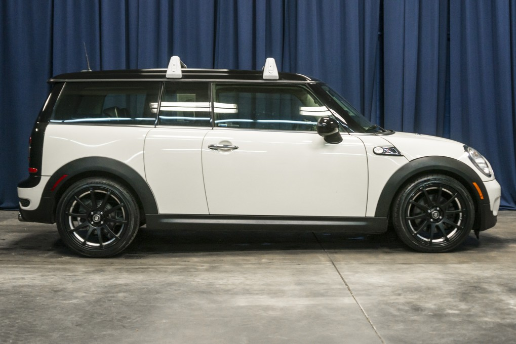 used 2008 mini cooper s clubman fwd wagon for sale 37395b. Black Bedroom Furniture Sets. Home Design Ideas