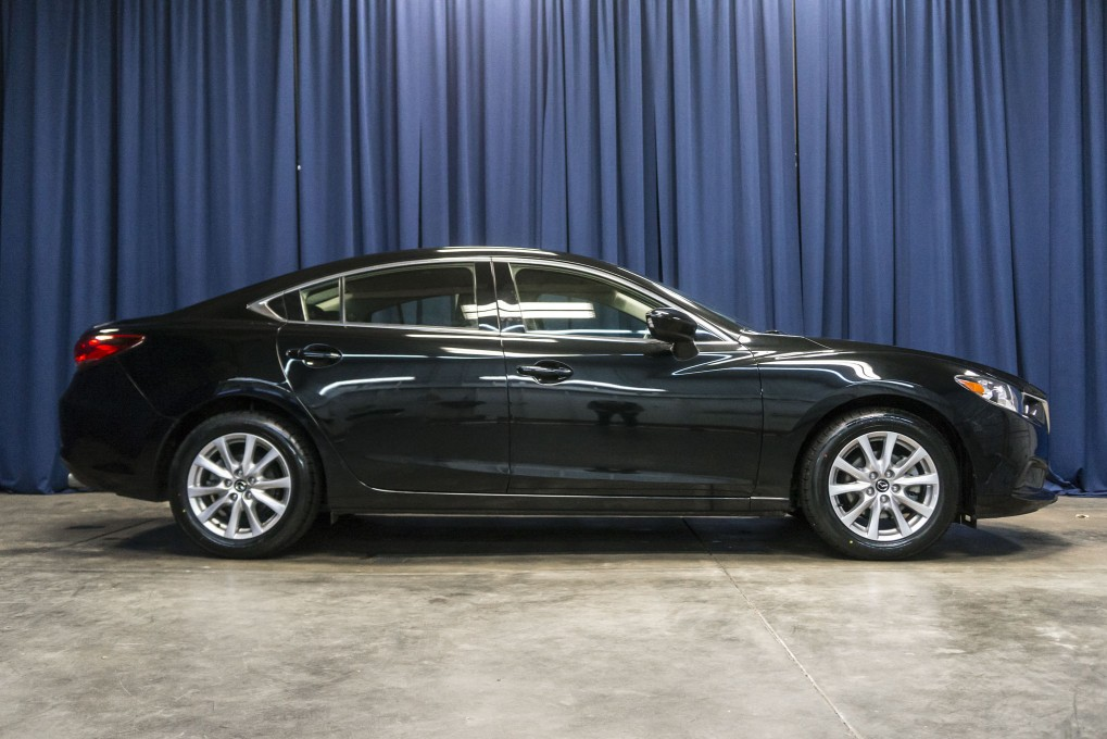 used 2016 mazda 6 sport fwd sedan for sale 37398. Black Bedroom Furniture Sets. Home Design Ideas