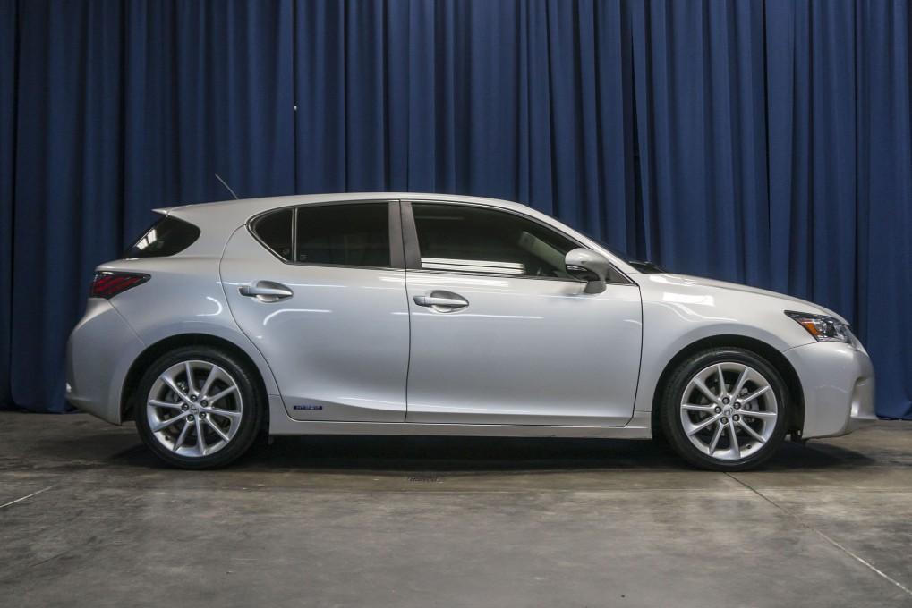 2012 lexus ct 200h hybrid fwd northwest motorsport. Black Bedroom Furniture Sets. Home Design Ideas