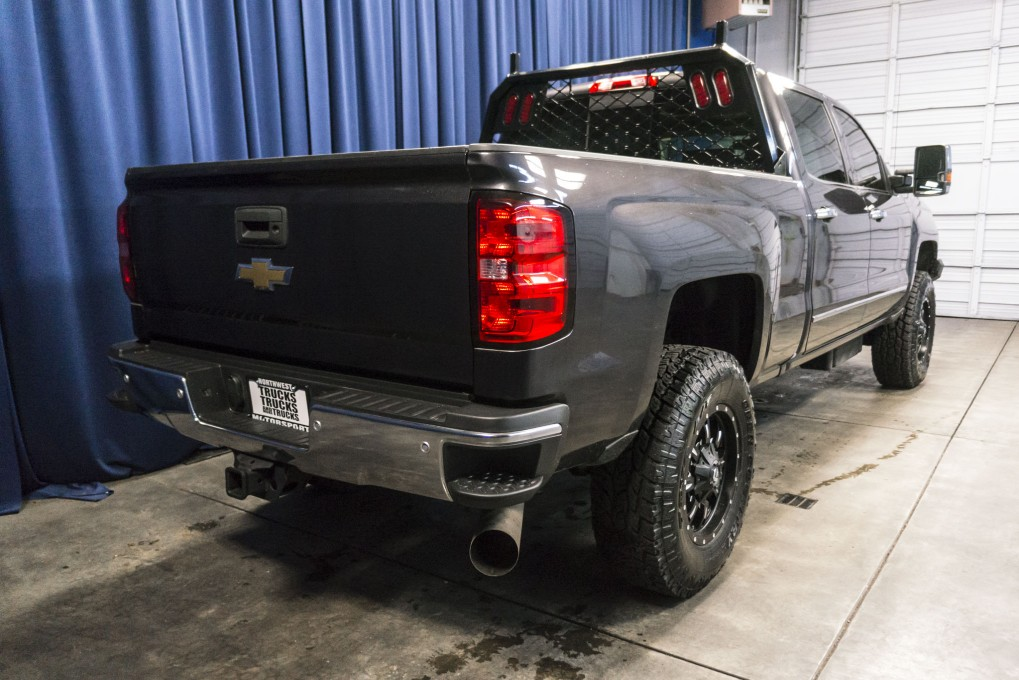 Lifted 2016 Chevrolet Silverado 2500HD LTZ 4x4
