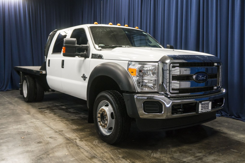 2015 Ford F-450 Dually XLT 4x4