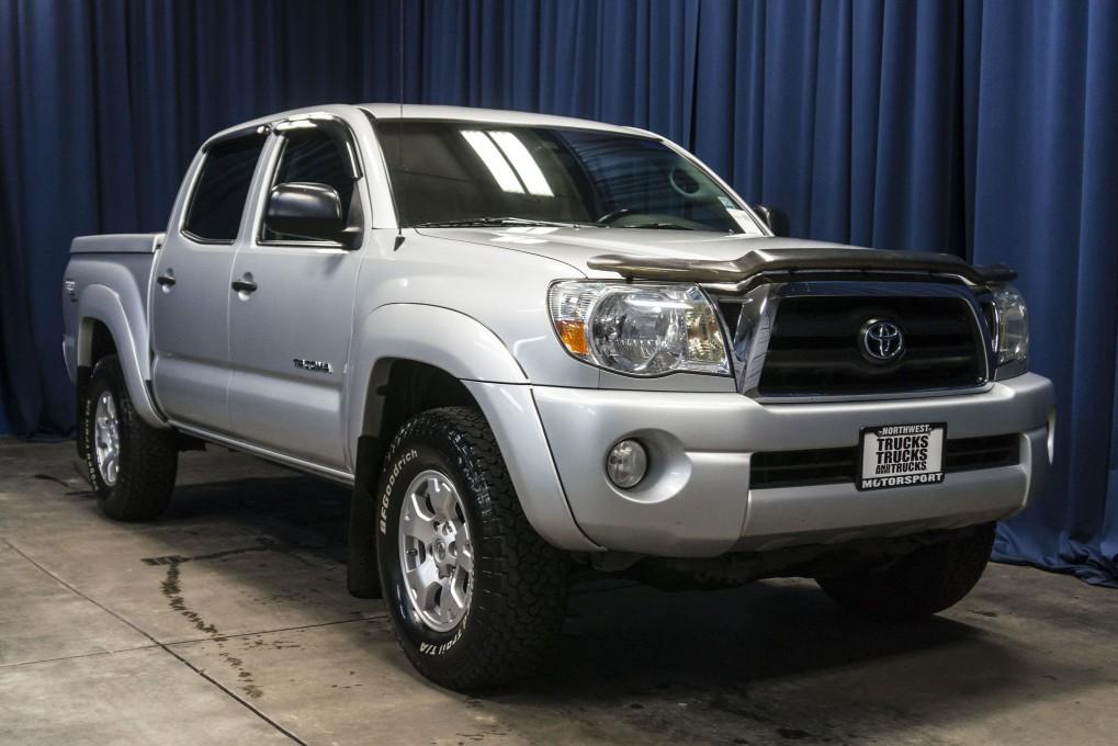 2008 Toyota Tacoma Prerunner SR5 RWD