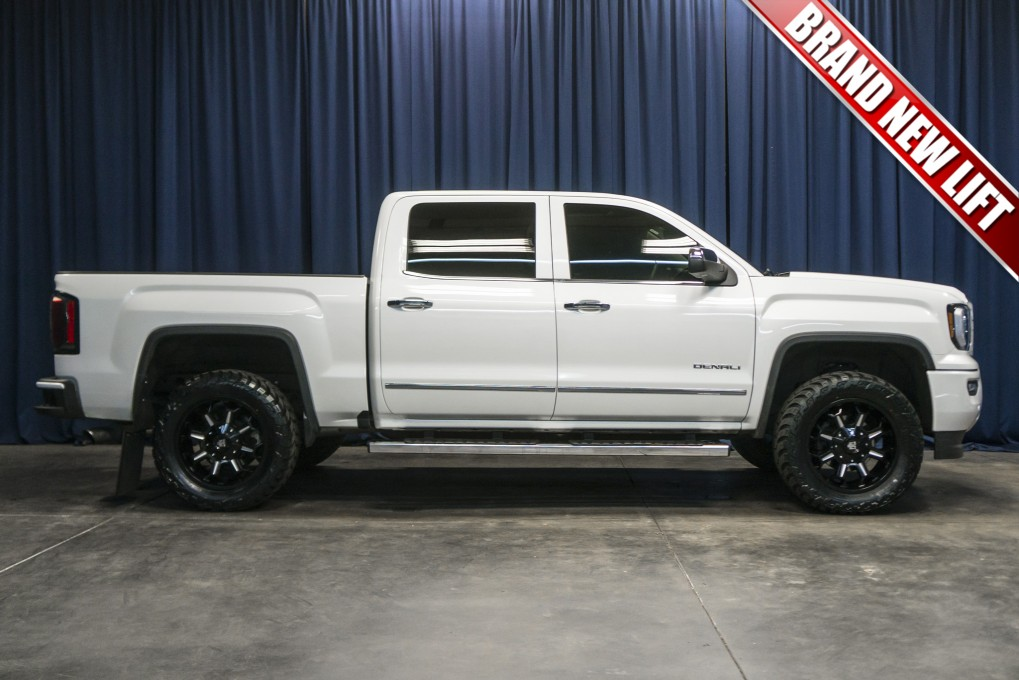 lifted 2016 gmc sierra 1500 denali 4x4 northwest motorsport. Black Bedroom Furniture Sets. Home Design Ideas