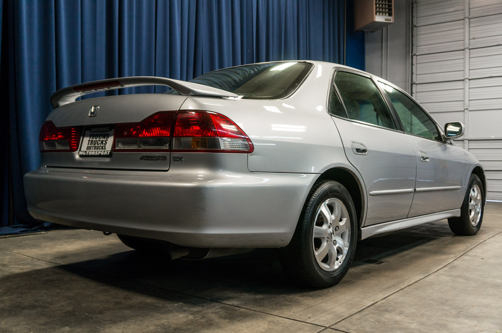 Used 2002 Honda Accord Ex Fwd Sedan For Sale 37725a