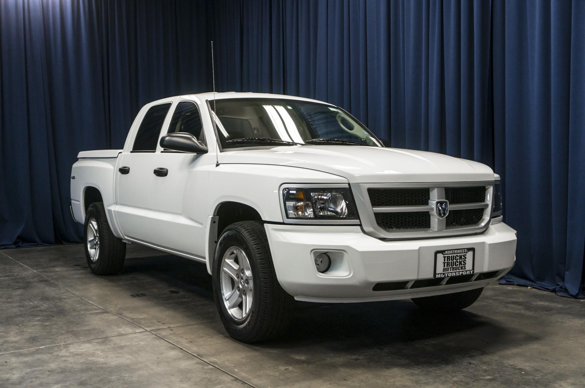 used 2011 dodge dakota big horn 4x4 truck for sale 37741. Black Bedroom Furniture Sets. Home Design Ideas