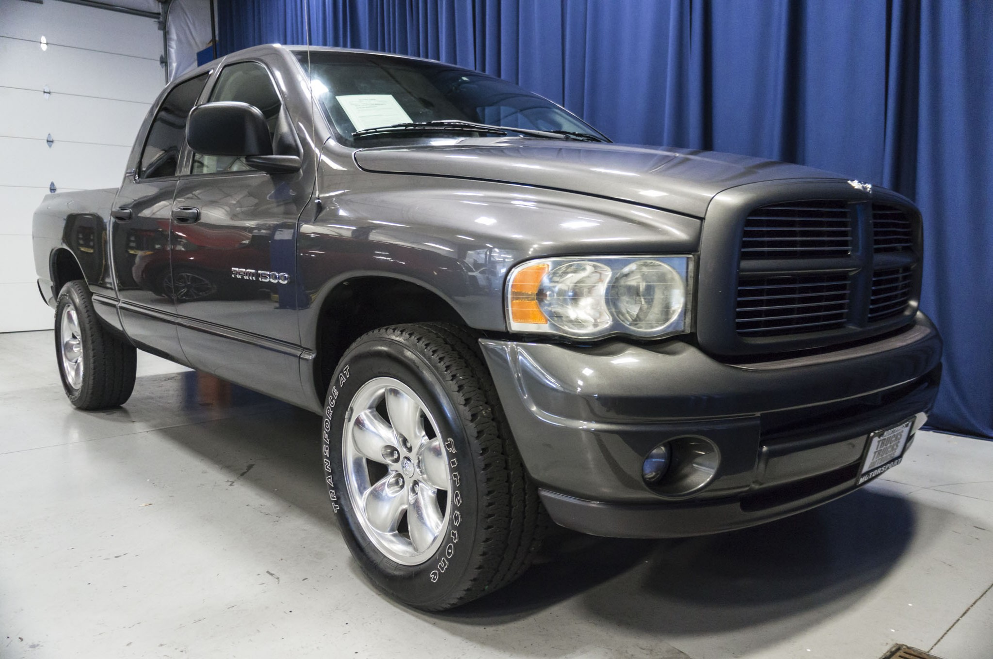 Used 2002 Dodge Ram 1500 Sport 4x4 Truck For Sale A