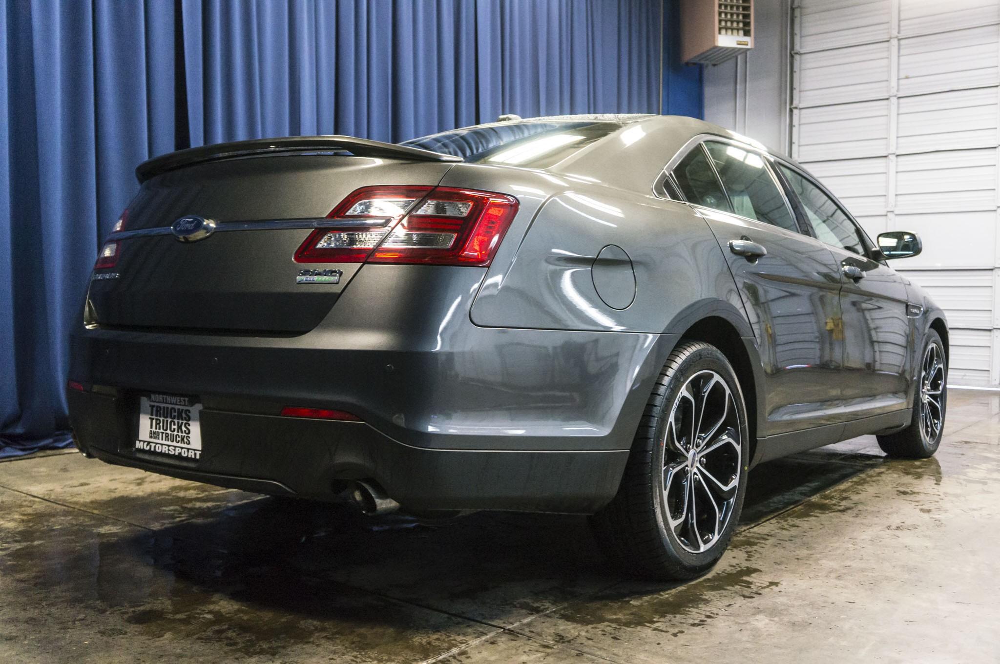 Used 2016 Ford Taurus SHO AWD Sedan For Sale