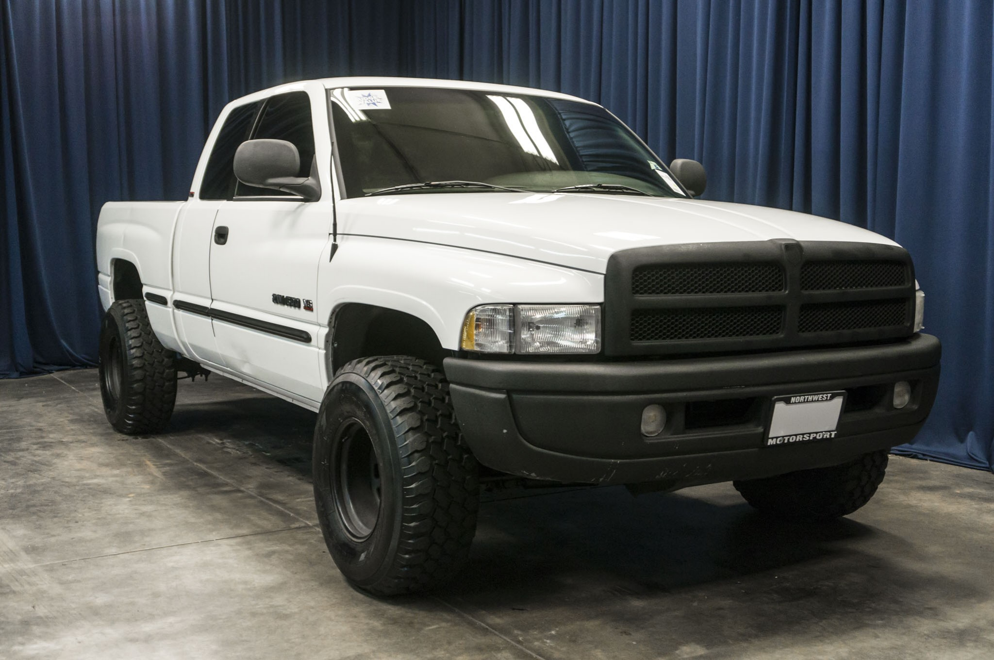 used lifted 1998 dodge ram 1500 slt 4x4 truck for sale. Black Bedroom Furniture Sets. Home Design Ideas
