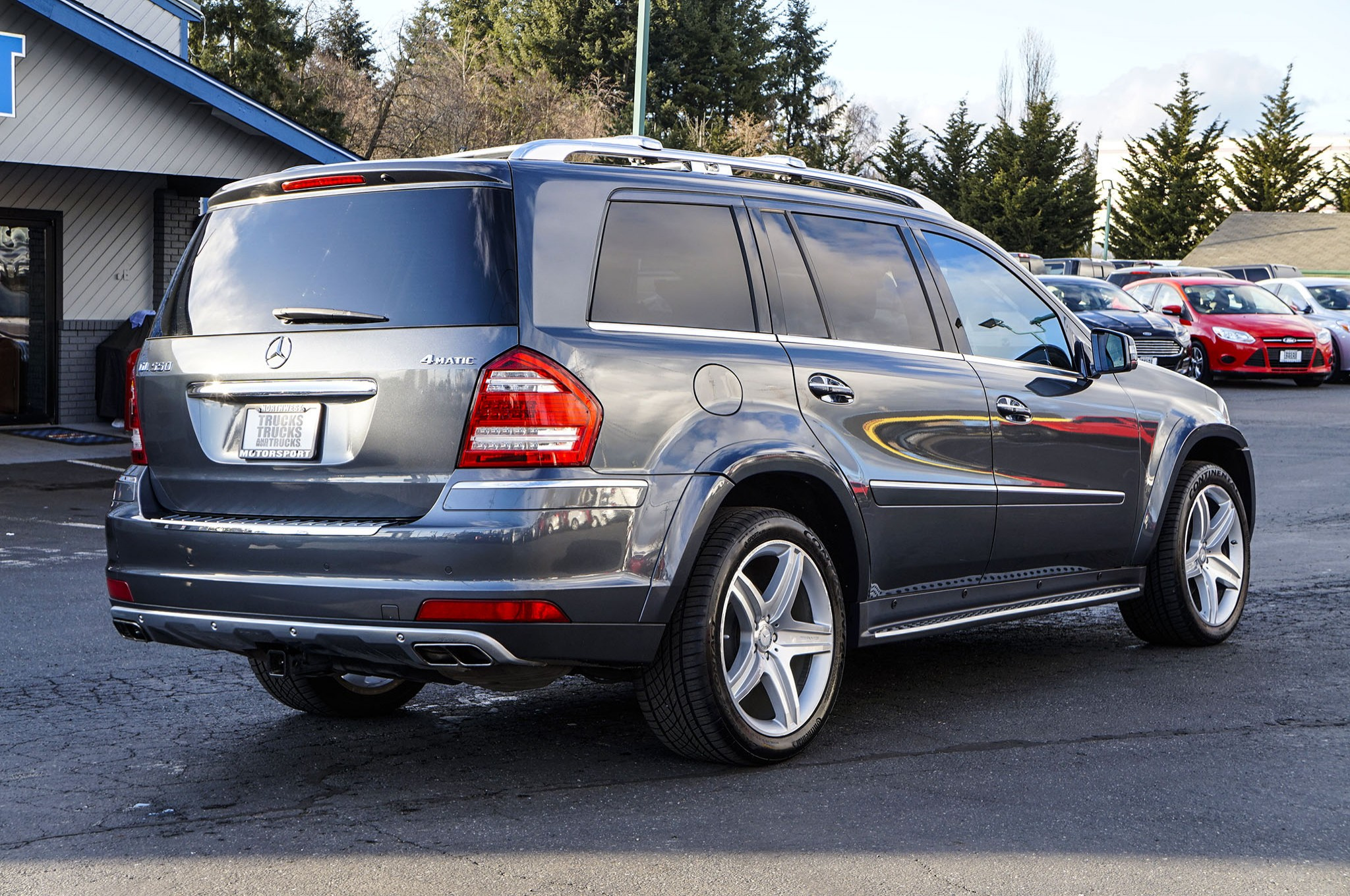 2011 mercedes benz gl550 4matic awd