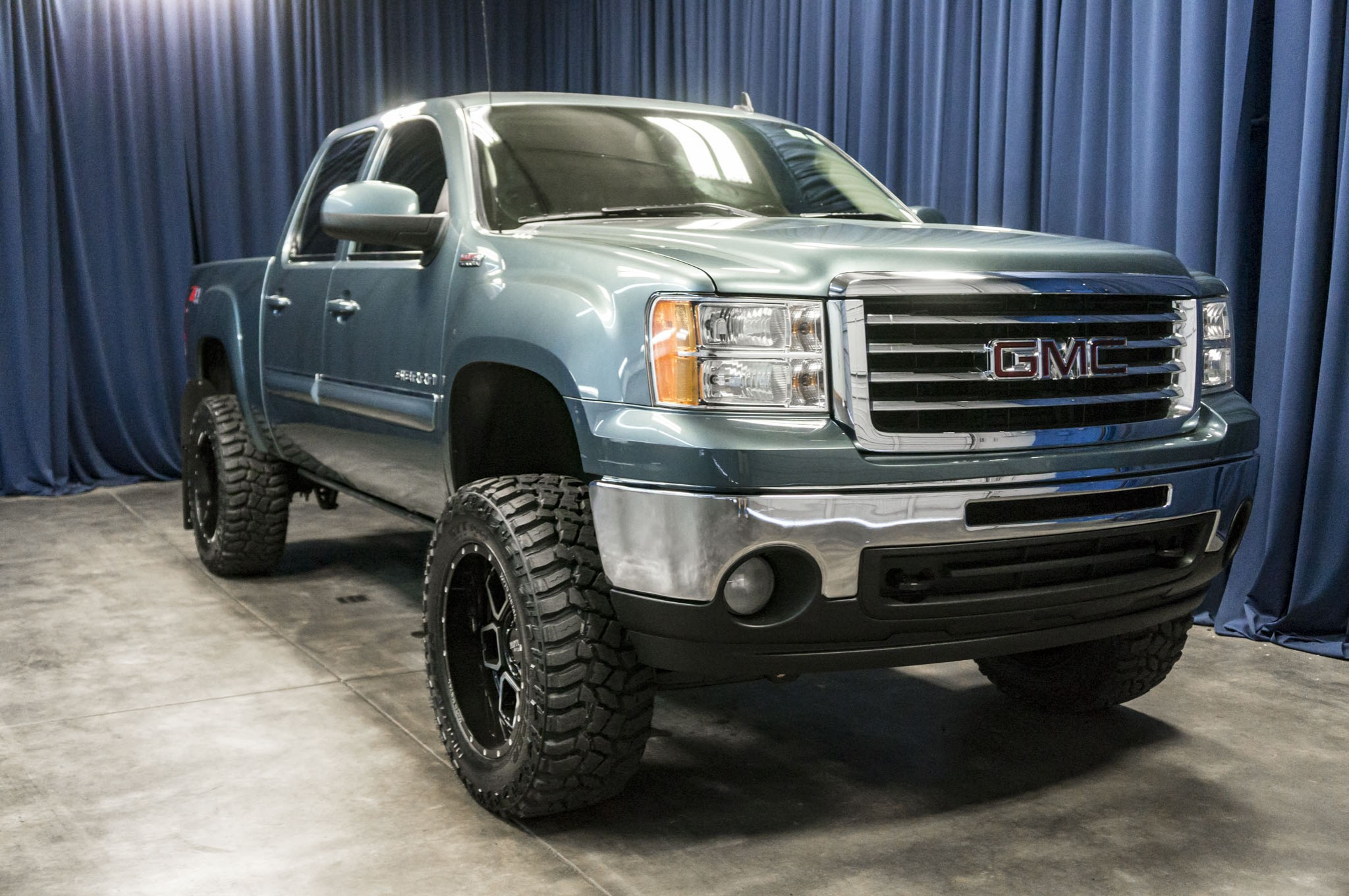 Used Lifted 2011 GMC Sierra 1500 All Terrain 4x4 Truck For